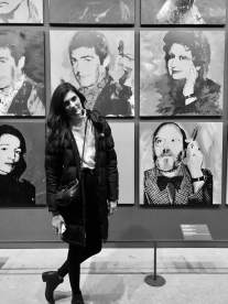 Whitney Museum - Andy Warhol Exhibit