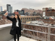 Whitney Museum Rooftop