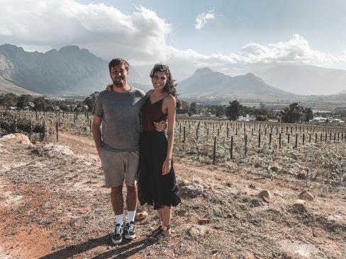 Franschoek Wine Tour