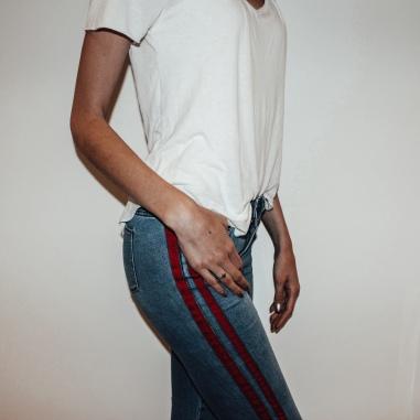 Sport Stripe Jeans