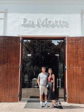 Wine Tasting at La Motte