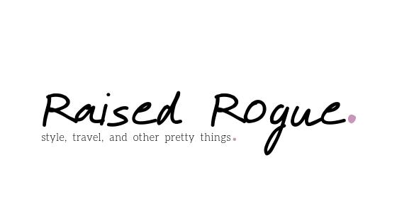 Raised Rogue.
